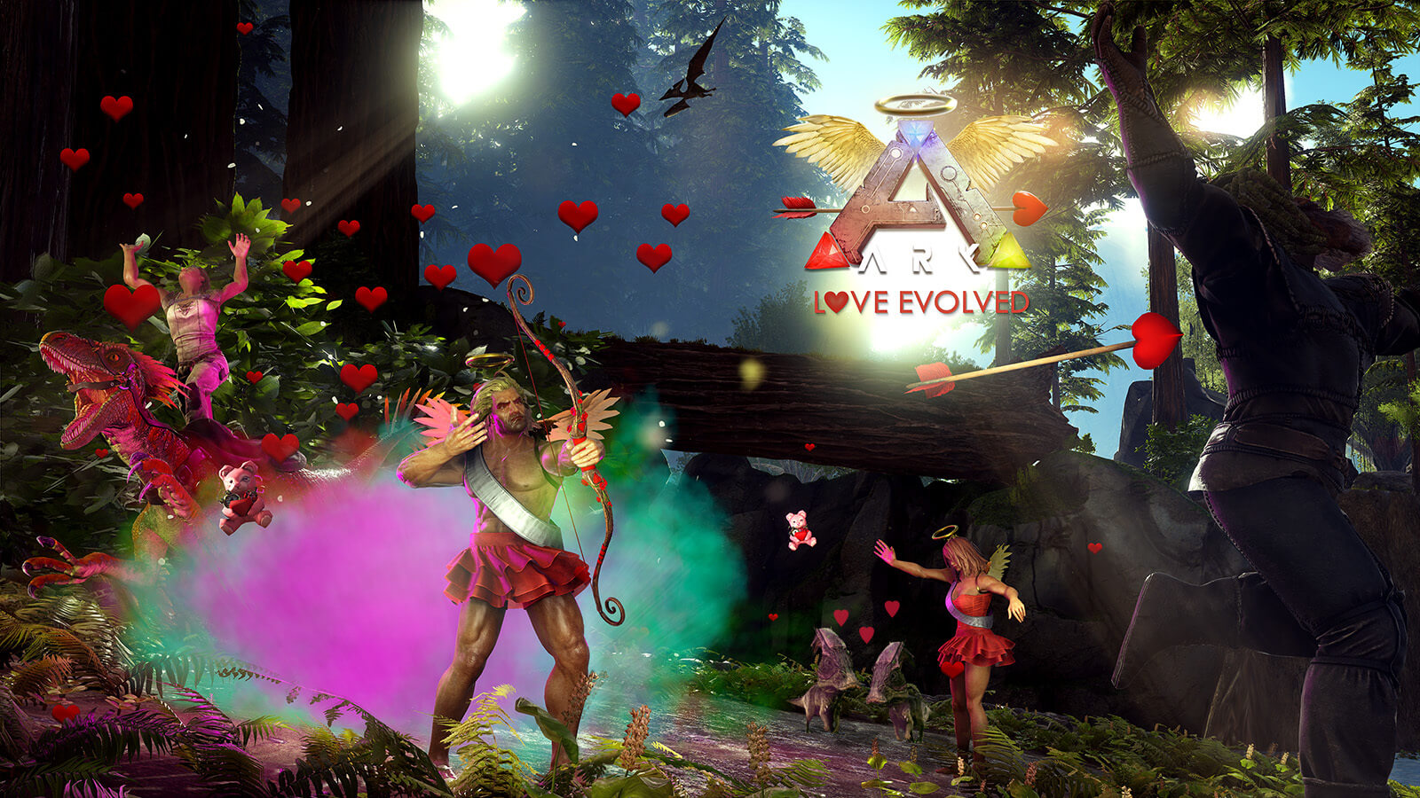 Ark 2020 Christmas Event Date Ark: Survival Evolved Valentine's Day Event   Love | GameWatcher