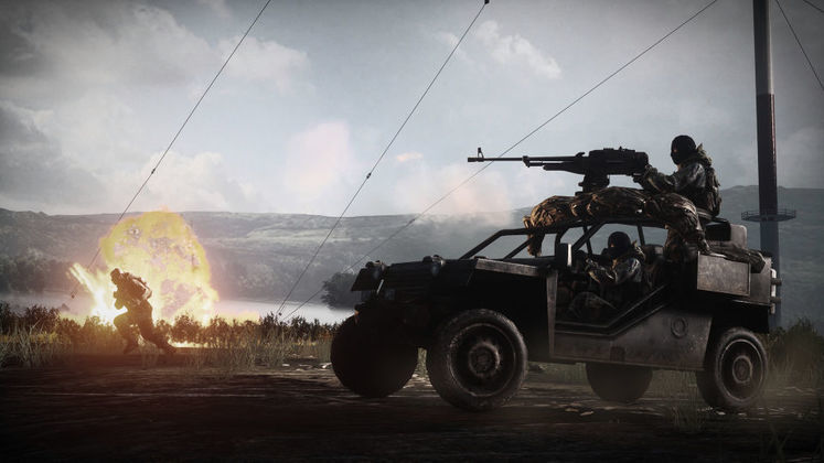 Major Battlefield 3 patch coming to PS3 on 27th March