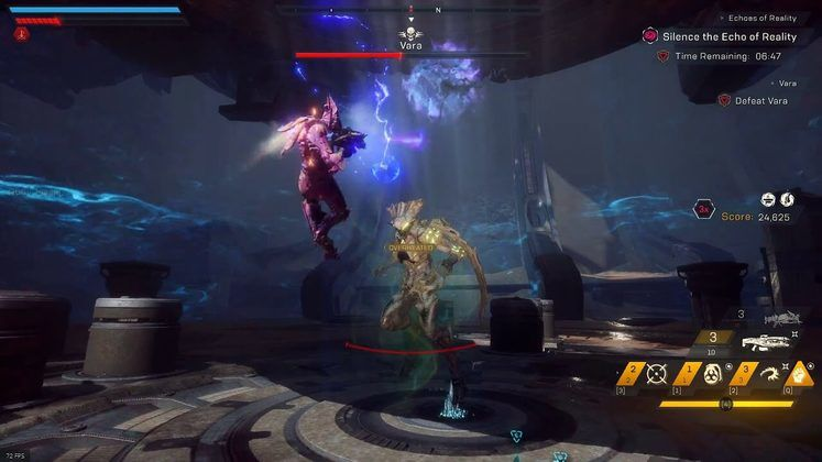 Anthem Vara Fight - Cataclysm Boss Guide