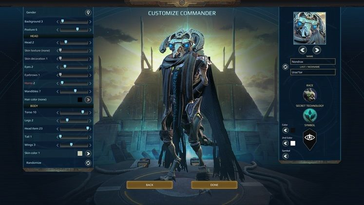Age of Wonders: Planetfall - Revelations Showcases Anomalous Sites, Psychic Cats and More
