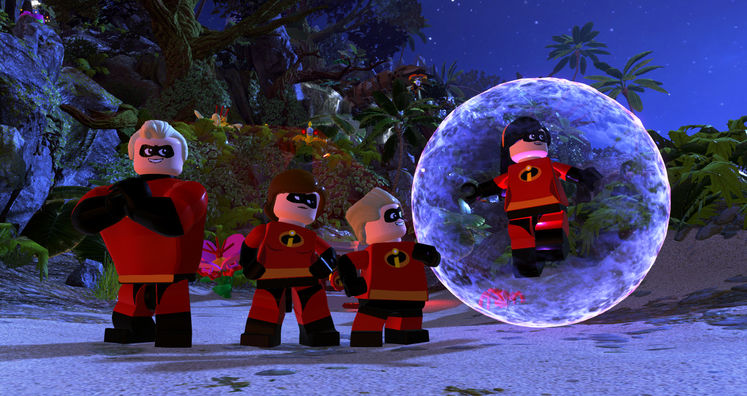 LEGO The Incredibles Crime Waves Spotlight Trailer Released