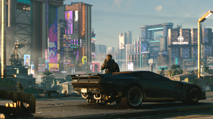 Cyberpunk 2077 Night City Wire 5 Breakdown