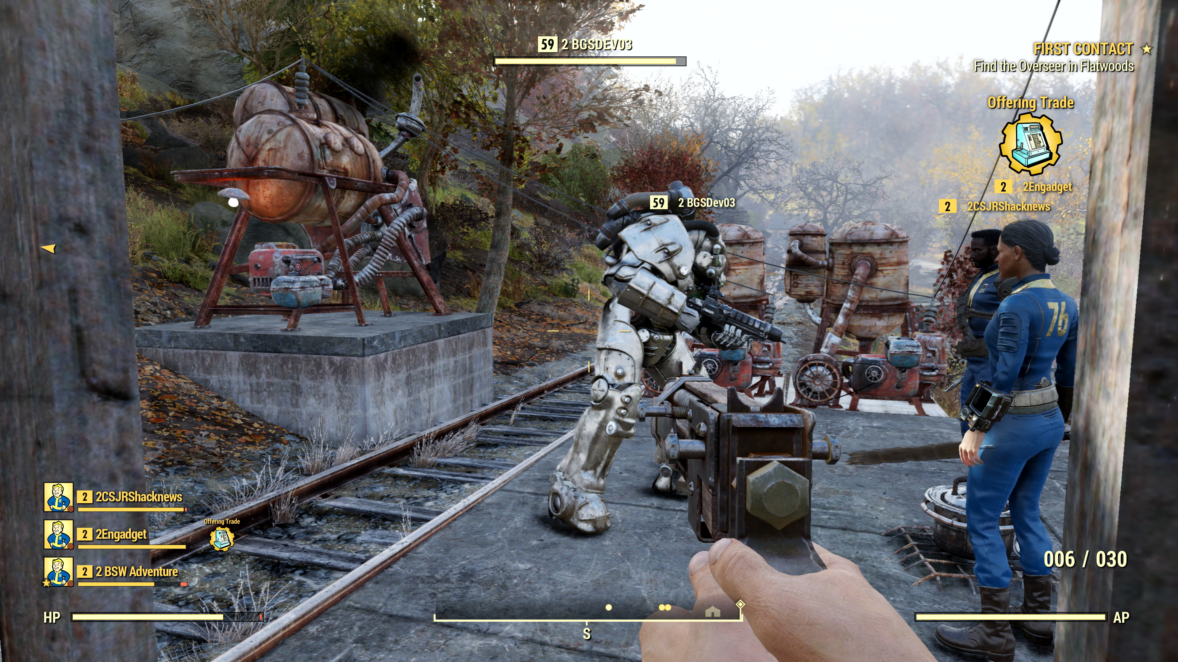 Fallout 76 Free-to-play - Could Bethesda make it happen? | GameWatcher