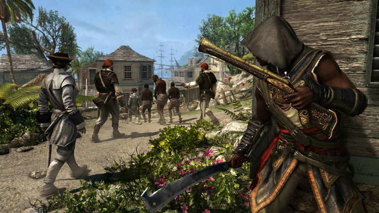 Freedom's Cry DLC for Assassin's Creed 4 dated