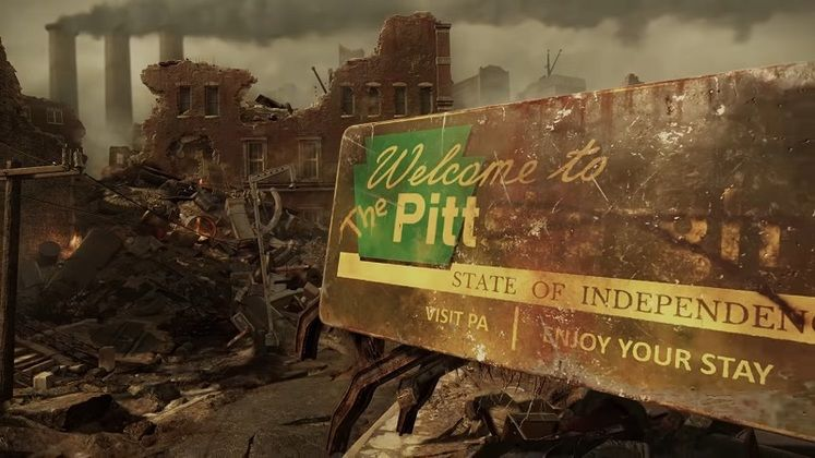 Fallout 76 - Expeditions: The Pitt Release Date - Here's When We Can Step Outside Appalachia