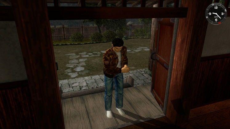 Shenmue: The Dojo Flashback Secret