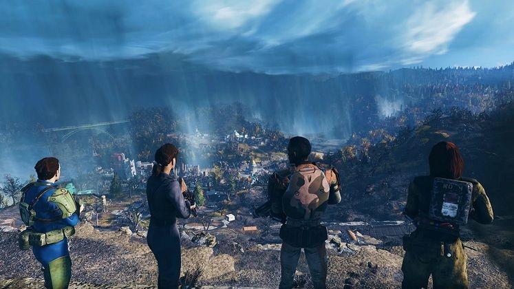 Fallout 76 Sheepsquatch Location