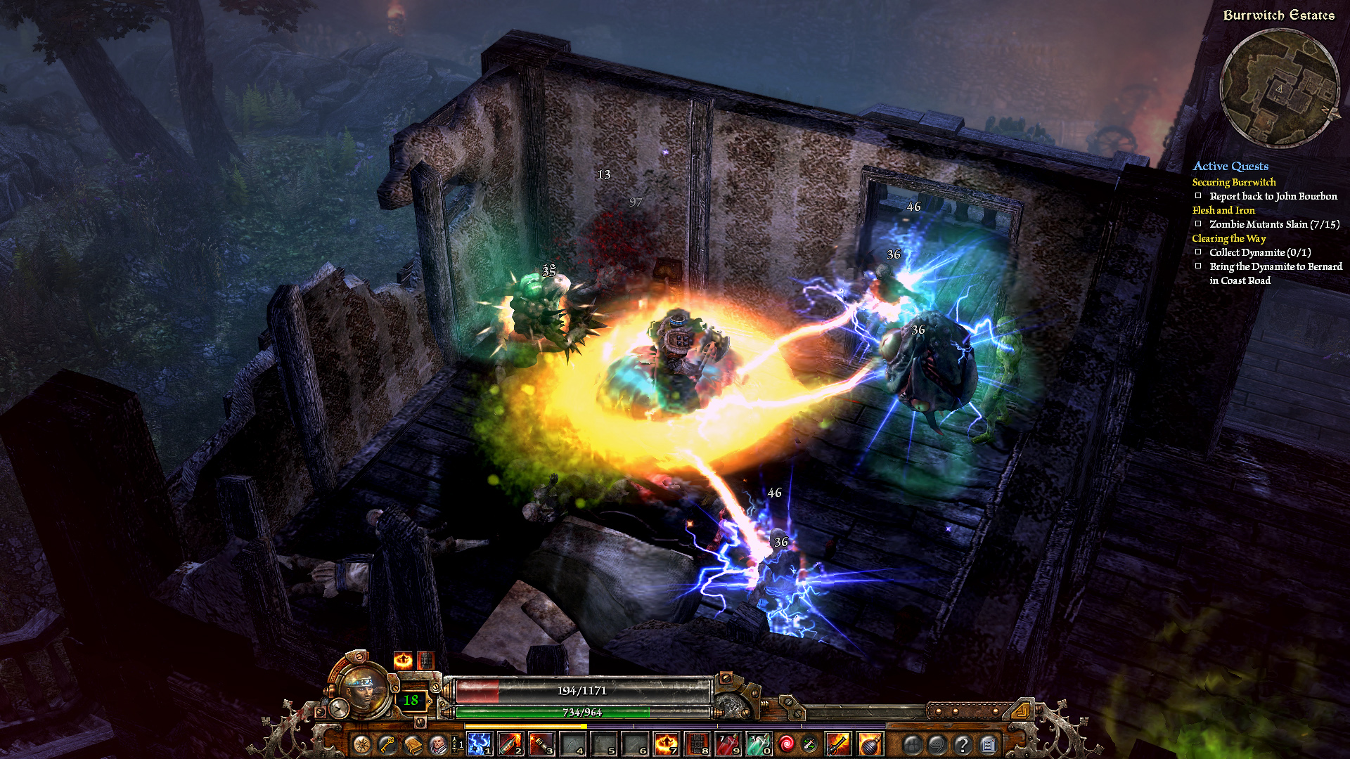 Crate Entertainment talks action-RPG Grim Dawn | GameWatcher