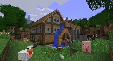 Minecraft Xbox 360 update 1.8.2 added today
