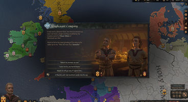 Crusader Kings 3's 3D Models Make It