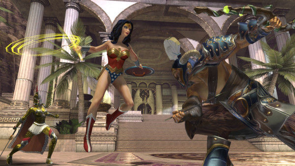 DC Universe Online gets new Amazon Fury DLC, trailer released