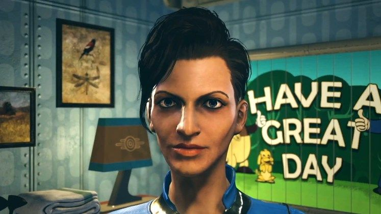 Fallout 76 - How do Player Characters and Saves Work?