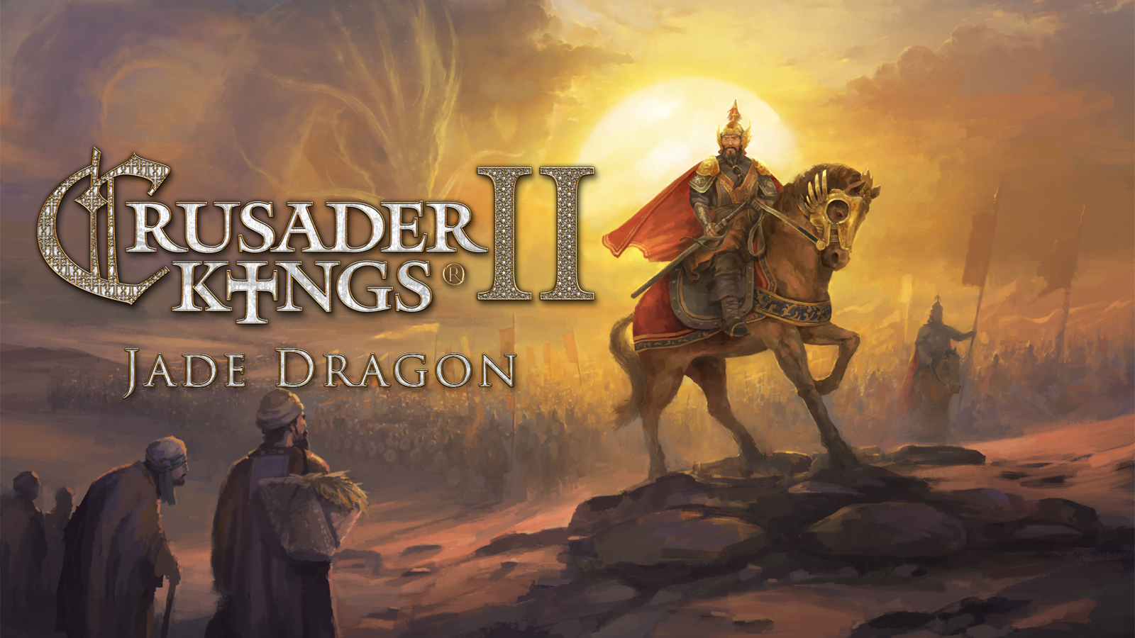 Crusader Kings 2 heads to China with new expansion Jade