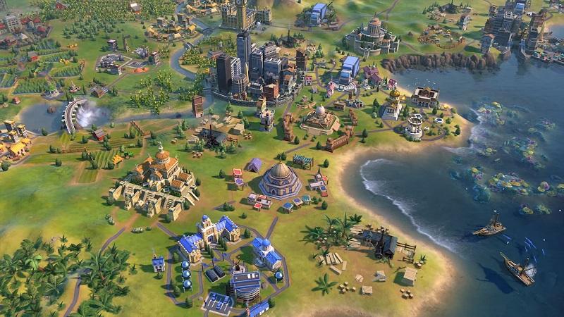 Civilization VI presenta las novedades que llegarán en noviembre 1