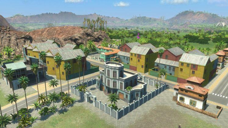 Megalopolis DLC announced for Tropico 4
