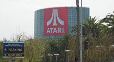 Atari fiscal report has revenue down, closes Eden Games