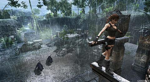 E3 2008: Tomb Raider: Underworld release date revealed