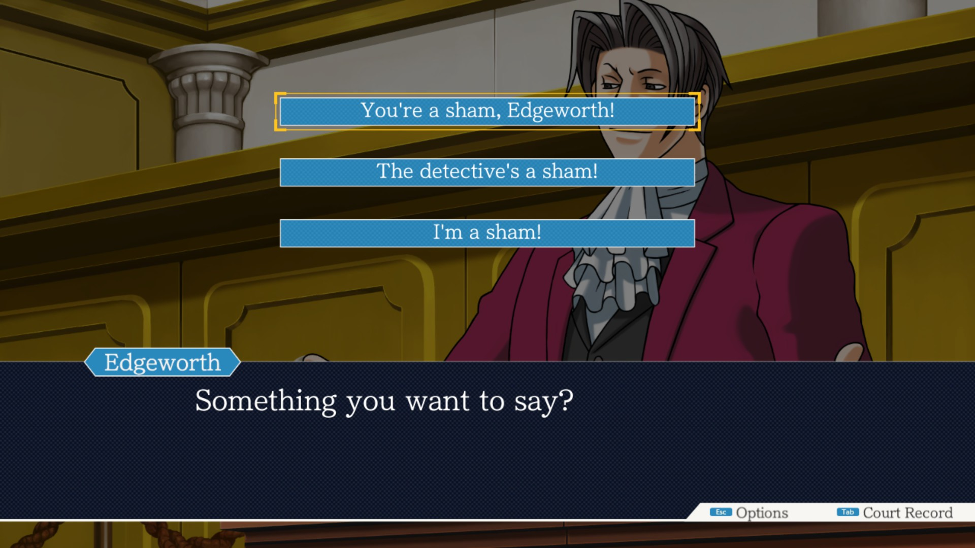 Phoenix Wright: Ace Attorney Trilogy Review | GameWatcher
