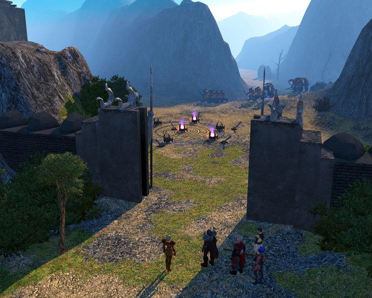 SpellForce 2: Faith In Destiny Postponed Until June 2012