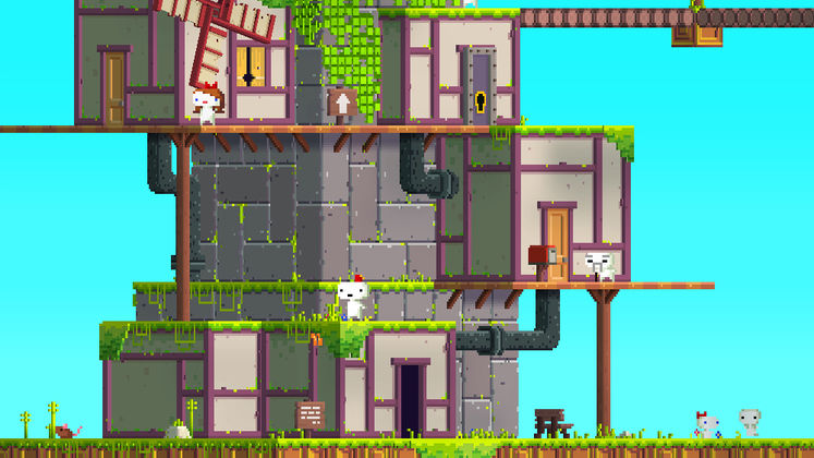 Users reporting bugs in Fez, update coming