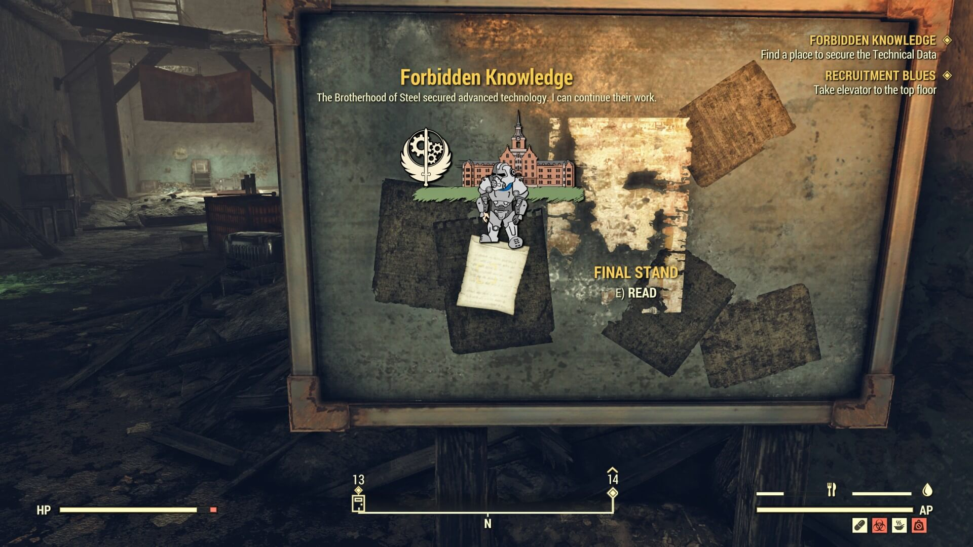 Fallout 76 Technical Data Farm | GameWatcher