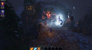 Larian Studios announce Divinity: Original Sin, top-down RPG