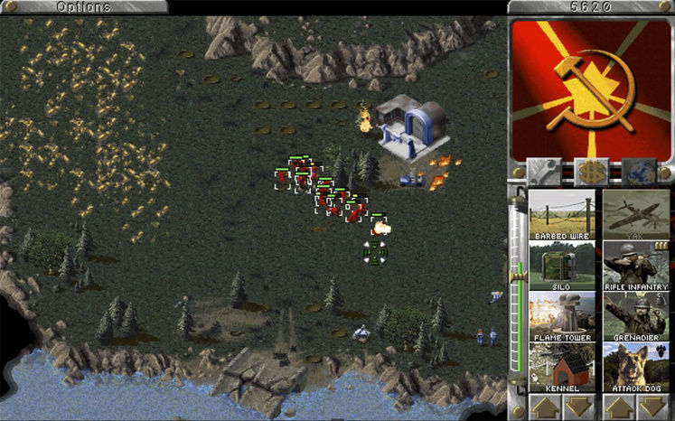 First Command & Conquer Remastered Gameplay Teaser Revealed