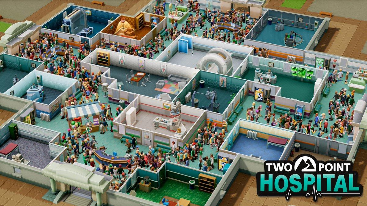 theme hospital 2