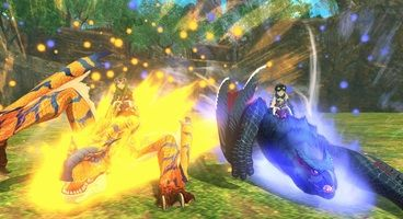 Monster Hunter Stories 2: Wings of Ruin Patch Notes - Day One Update 1.0.3 Reduces Loading Times