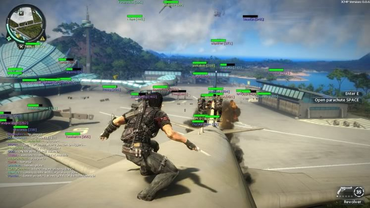 Just Cause 2 multiplayer mod hitting Steam soon