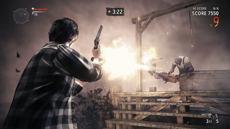 PC version of Alan Wake's American Nightmare coming 22nd May