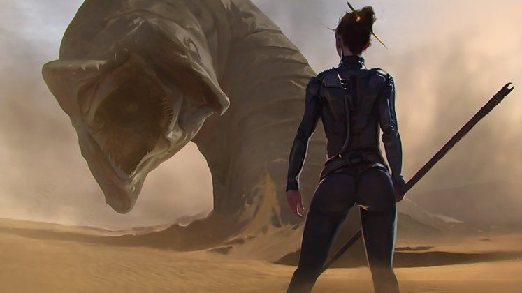 Funcom is Working on a Dune MMO, and Two More Dune Games
