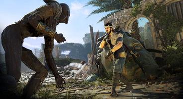 Strange Brigade's New DLC Barges Through The Sunken Kingdom