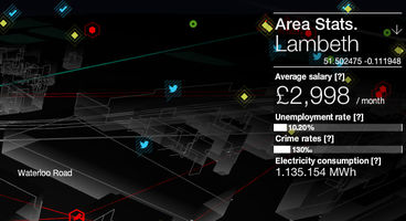Ubisoft launch Watch Dogs' WeareData site, provides real world city data