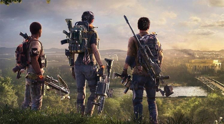 Watch The Division 2's Multiplayer Reveal Trailer