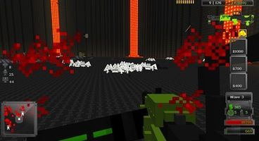 Guncraft adds Paranoia mode for Halloween