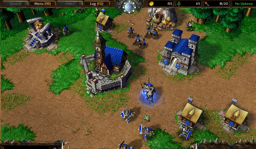 Warcraft 3 Classic Has Been Pulled From Sale | GameWatcher