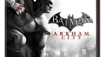 Official Batman: Arkham City box art revealed