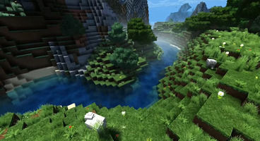 Minecraft's Super Duper Graphics Pack Officially Canceled