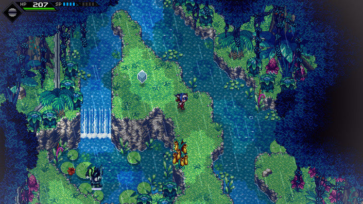 Retro Action RPG CrossCode Now Released