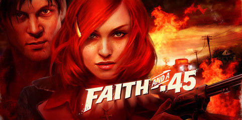 Deadline Games reveals Faith and a .45