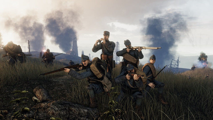 Tannenberg full controller support released, new map teased