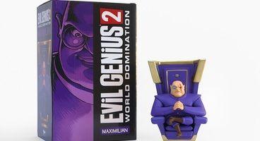 Evil Genius 2 Reveals Sandbox Mode, Season Pass One, Collector's Edition Includes a Maximillian Statue