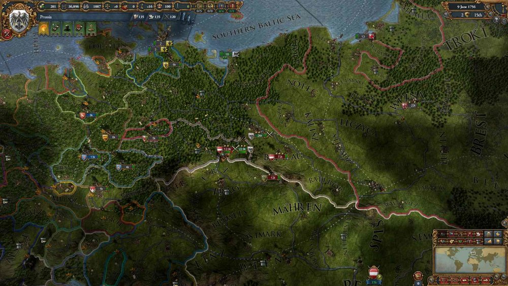 Paradox 4X Strategy Games Getting New Engine, Allowing Better Mod S