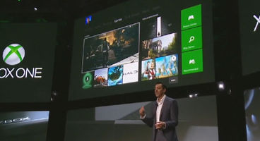 Xbox One dashboard includes shot of Orb from Crackdown IP