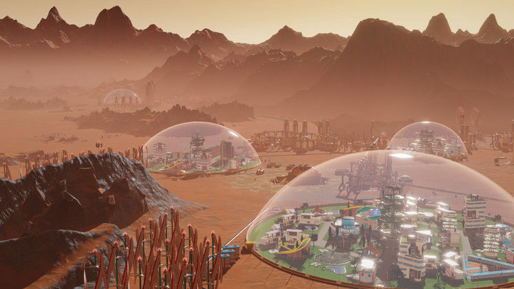 Surviving Mars: Connecting Domes Guide