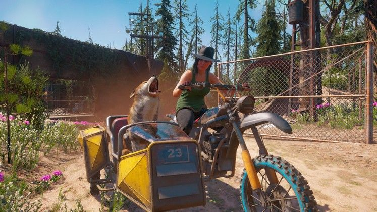 Far Cry New Dawn Fast Travel - How to Unlock Fast Travel
