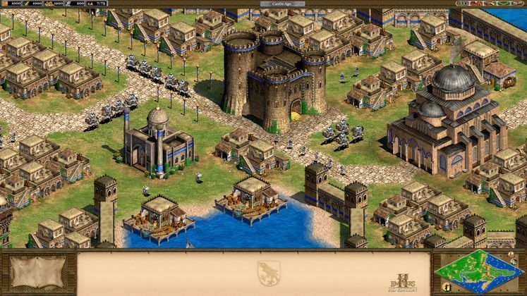 Age of Empires II HD Edition gets patched