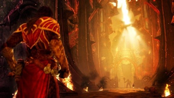 Castlevania: Lords of Shadow demo hits Steam tomorrow