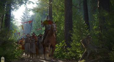 Kingdom Come: Deliverance Latest Patch Breaks The
